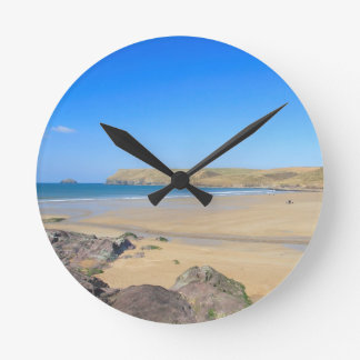 Polzeath Wall Clock