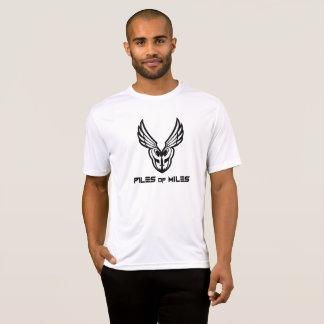 PoM Full Logo Front Sport-Tek tshirt