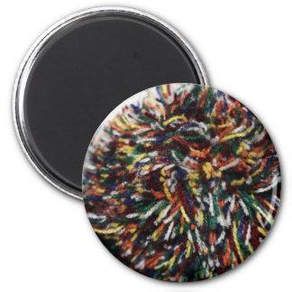Pom Pom Fridge Magnet