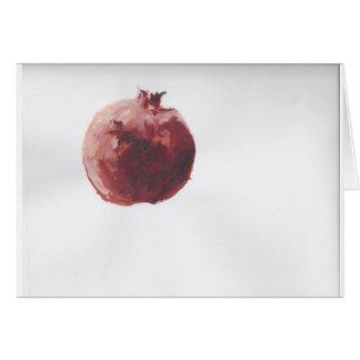 pomegranate card