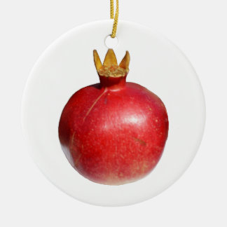 Pomegranate Christmas Ornament