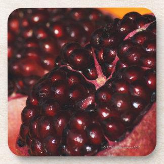 Pomegranate Drink Coaster