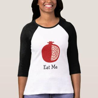 Pomegranate Illustration T-Shirt