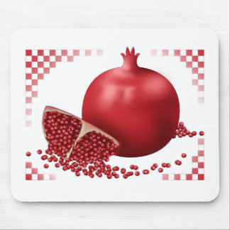 Pomegranate with Seeds Mouse Mat