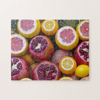 Pomegranates and Oranges Jigsaw Jigsaw Puzzle