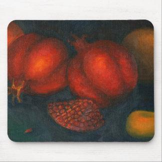 pomegranates mouse pad