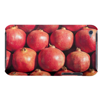 Pomegranates on display at the Carmel Market iPod Touch Cover