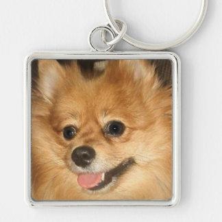 Pomeranian <3 Love Keychain