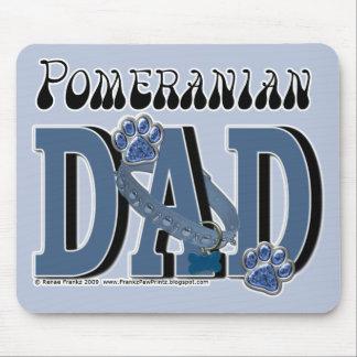 Pomeranian DAD Mouse Mat