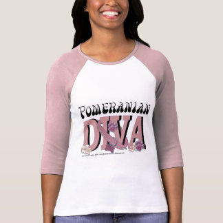 Pomeranian DIVA T-Shirt