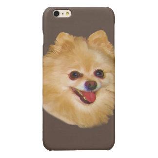 Pomeranian Dog Customizable iPhone 6 Plus Case