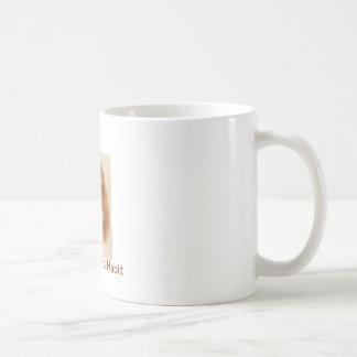 Pomeranian Dog Mama's Bad Habit Coffee Cup Mug