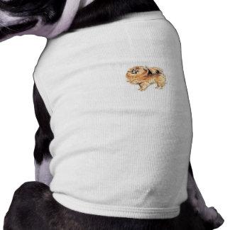 Pomeranian Doggie T-shirt