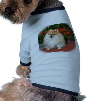 Pomeranian Dog T Shirt
