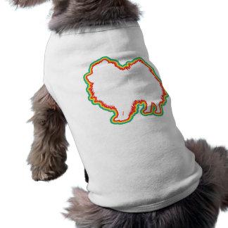 Pomeranian Doggie T Shirt