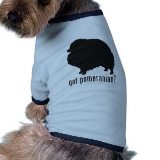 Pomeranian Dog Tee