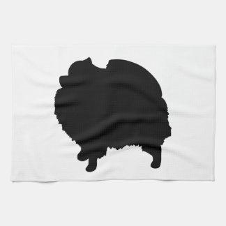 Pomeranian Dog Towels