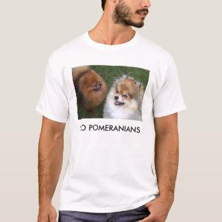 pomeranian, GO POMERANIANS T-Shirt
