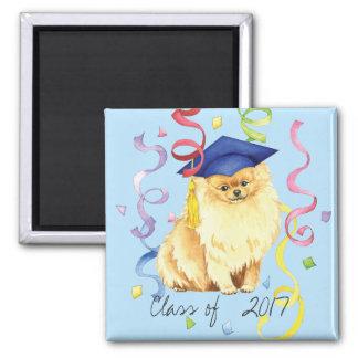 Pomeranian Graduate Magnet