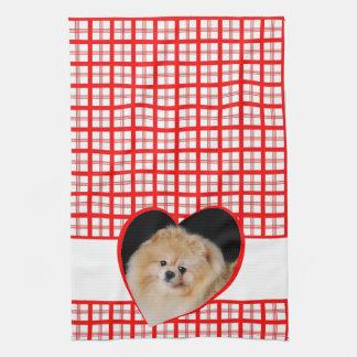Pomeranian Kitchen Towel