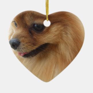 Pomeranian Lover Christmas Ornament