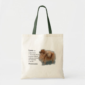 Pomeranian Lovers Gifts Tote Bag