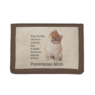 Pomeranian Mom Wallet