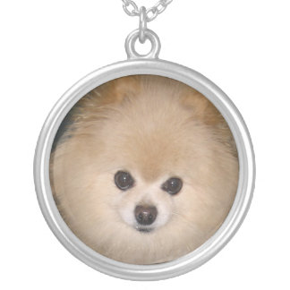 Pomeranian Necklace