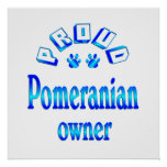 Pomeranian Owner Posters