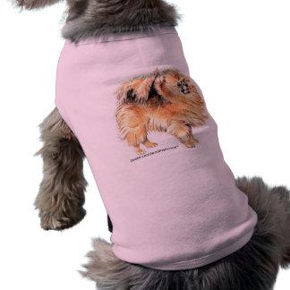 Pomeranian! Sleeveless Dog Shirt