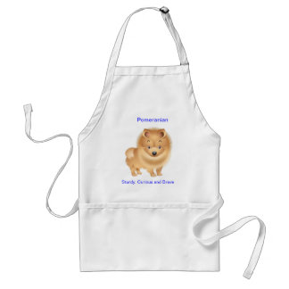 Pomeranian Standard Apron