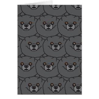 Pomeranians Card