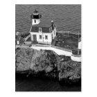 Pomham Rocks Lighthouse 2 Postcard