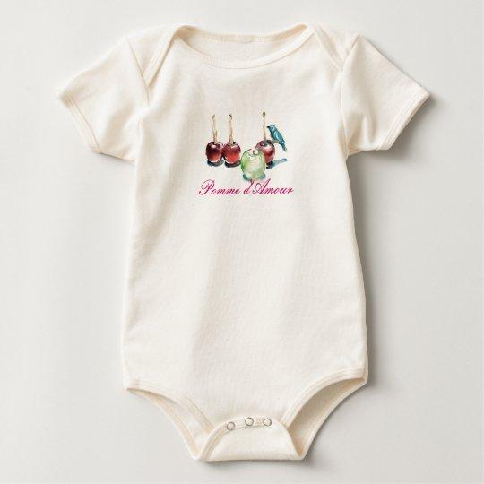 Pomme d'Amour Baby Bodysuit