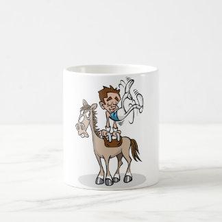 Pommel Horse Gymnastics Mug