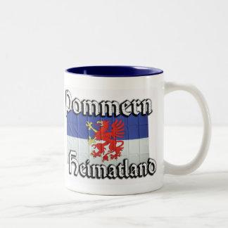 Pommern Two-Tone Coffee Mug