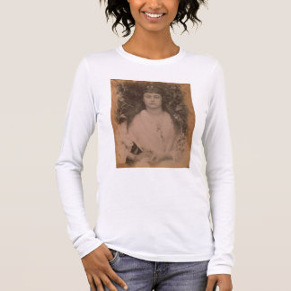 Pomona, 1872 (b/w photo) long sleeve T-Shirt