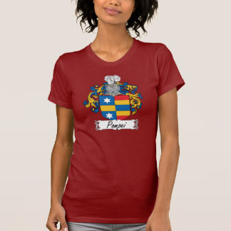 Pompei Family Crest T-shirt