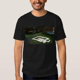 Pompei - Marble Fountain in the Garden of a Villa Shirt