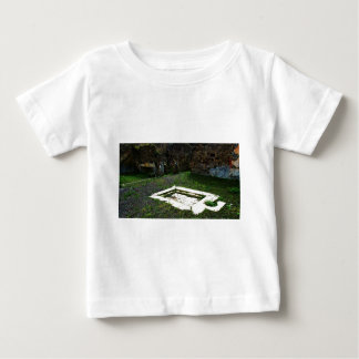 Pompei - Marble Fountain in the Garden of a Villa T-shirt
