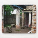 Pompei - Ruins of a Villa Mouse Pad