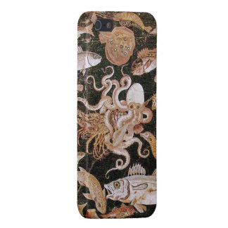 POMPEII COLLECTION / OCEAN - SEA LIFE SCENE CASE FOR iPhone 5/5S