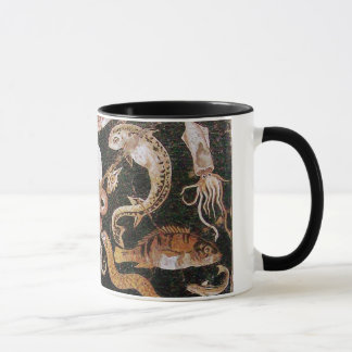 POMPEII COLLECTION / OCEAN - SEA LIFE SCENE MUG