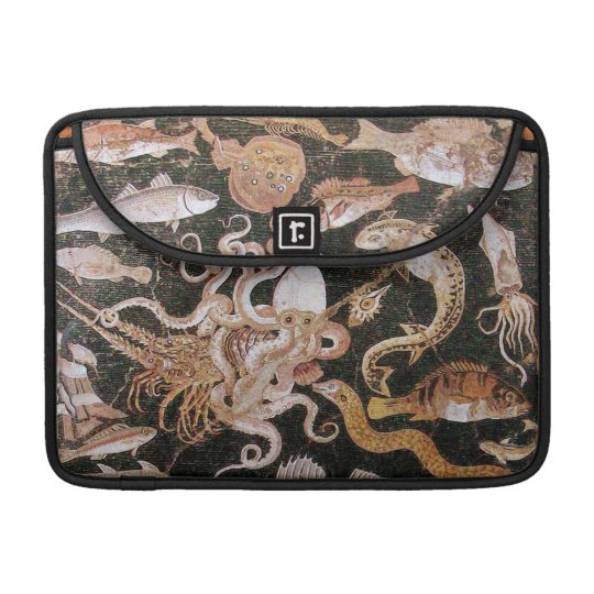POMPEII COLLECTION / OCEAN - SEA LIFE SCENE SLEEVE FOR MacBooks