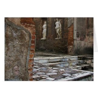 Pompeii - Forum Card
