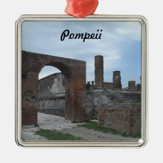Pompeii, Italy Christmas Ornament