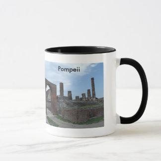 Pompeii, Italy Mug