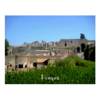 Pompeii Italy Post Cards