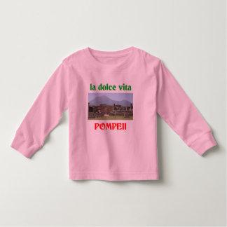 Pompeii Italy Toddler T-Shirt