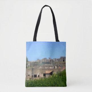 Pompeii Italy Tote Bag